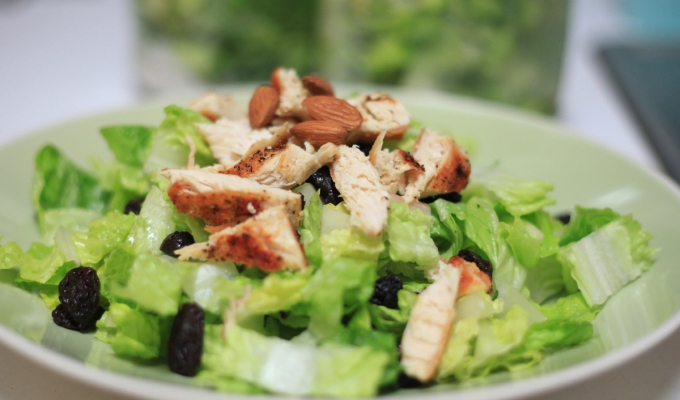 Eat Salad Everyday | My Clean CuttingBoard
