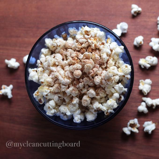 Popcorn | My Clean CuttingBoard