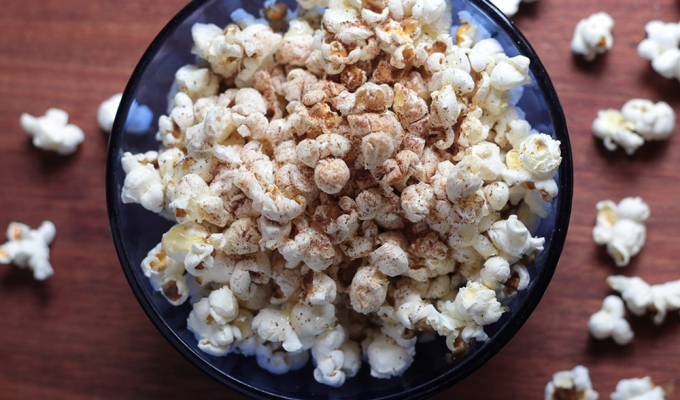 Popcorn | My Clean Cutting Board