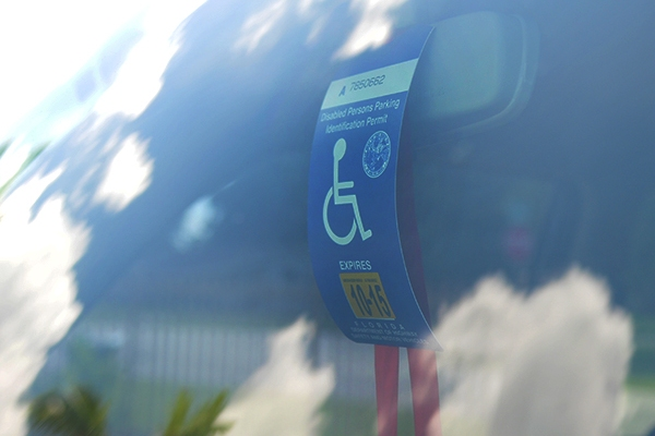 Bye Handicap Decal